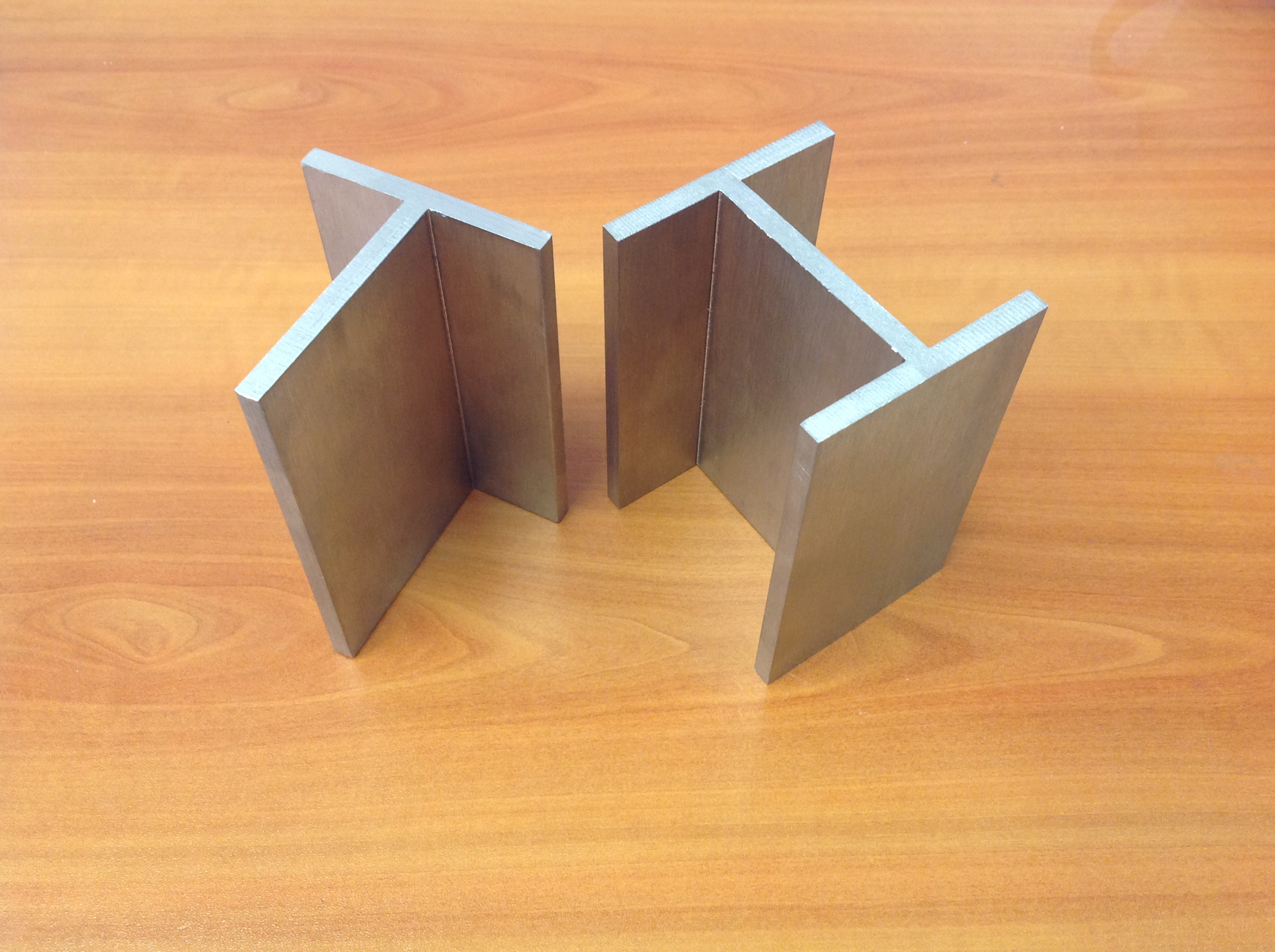 Laser Welded - stainless steel profiles